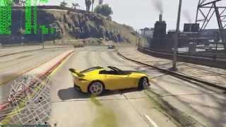 Grand Theft Auto V (GTA 5) - SLI EVGA GTX 980 SC ACX 2.0 - 1080p Ultra Gameplay Performance