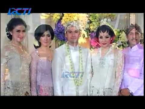 Just Married Raffi Ahmad Dan Nagita Slavina FULL
