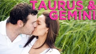 Sexually gemini Taurus compatible and