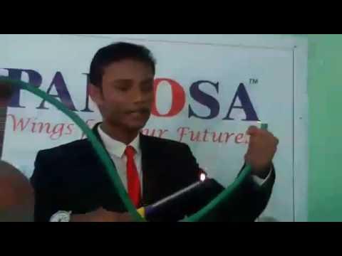PAMOSA Trade India Gas safe Demo in HINDI