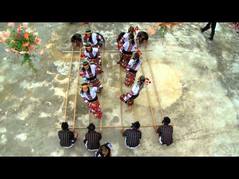 All set for Cheraw dance - The exotic folk dance of Mizoram product_image_not_available.gif