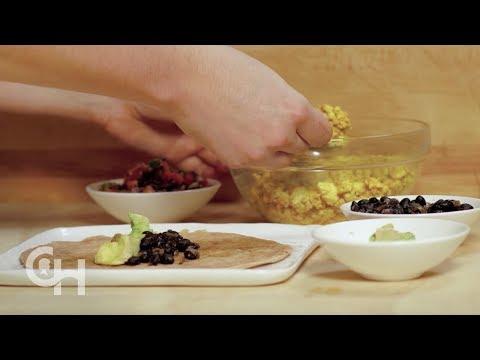 Anti-inflammatory Recipes: Breakfast Burritos