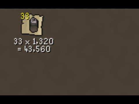 500k+ Per Hour Money Making Method - 2007 Runescape