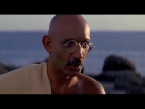 Gandhi intro, alternate soundtrack (Smith & Jones)