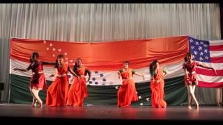 Jai Bharathi - 2014 Independence Day Celebrations