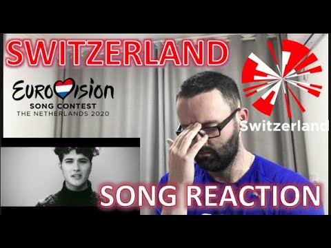 "🇨🇭🇨🇭 Switzerland | Gjon's Tears ""Répondez-moi | Eurovision 2020 🇨🇭🇨🇭"