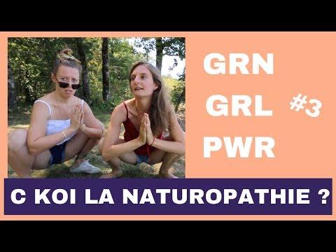 GRN GRL PWR #//  MEET AMANDINE NATUROPATHE