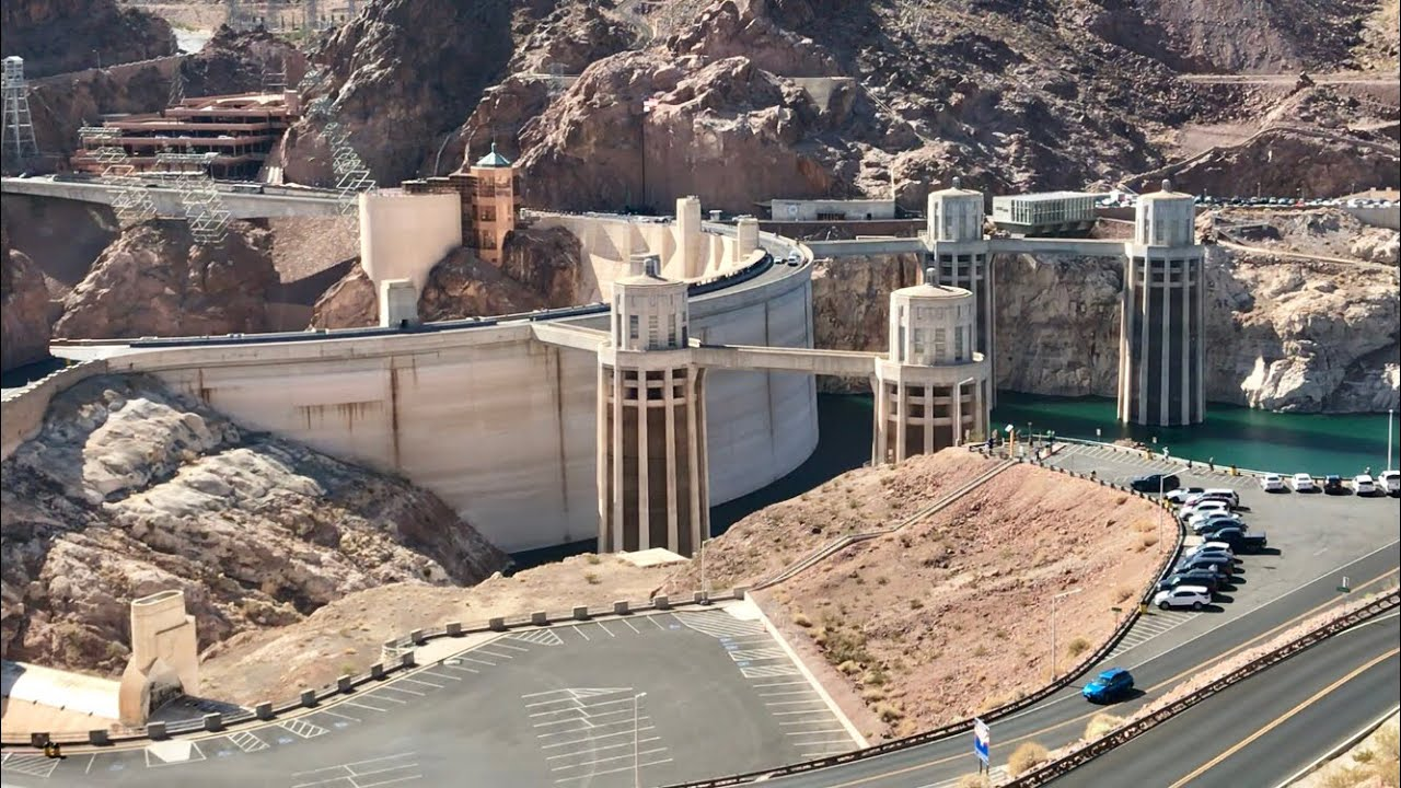 Discover Las Vegas, the city that never sleeps: What to ... |Hoover Dam Water