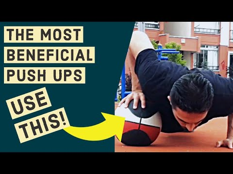 THE 9 MOST BENEFICIAL PUSH UP VARIATIONS
