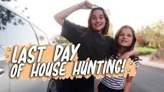 Last Day of House Hunting! (WK 401.7) | Bratayley