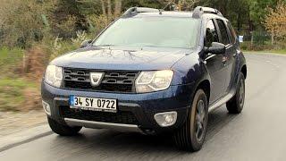 Test Dacia Duster Otomatik EDC