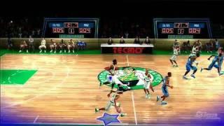 NBA Unrivaled Xbox Live Gameplay - Celtics vs. Magic