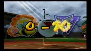 Mario Superstar Baseball Exhibition Game 13 - Waluigi Flankers VS Daisy Queen Bees
