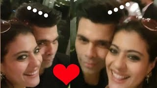 Baixar Kajol & Karan Johar CUTE Video Together After Ending  F!GHTAt Katy Perry Welcoming Party