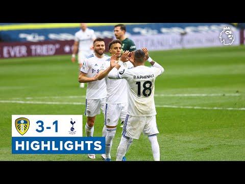 Highlights: Leeds United 3-1 Tottenham Hotspur | Rodrigo seals win! | Premier League