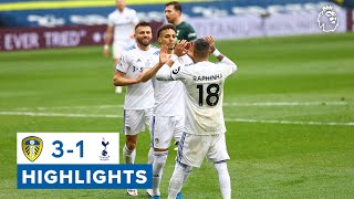 Highlights: Leeds United 3-1 Tottenham Hotspur | Rodrigo seals win! | Premier League