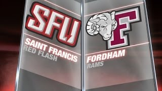 Patriot League Prime Plays: Fordham's Chase Edmonds' Record-Breaking Performance  | CampusInsiders