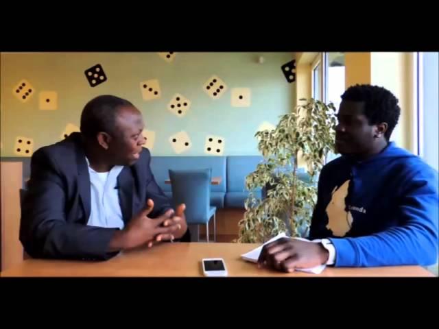 KUTENDA TV L'ENTRETIEN 22/11/13 - PROF. JEAN-PAUL POUGALA