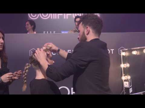 L'Oréal Professionnel Hair Fashion Night 2017 Paris