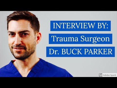 Trauma Surgeon Dr. Buck Parker Interview | Caribbean Medical Student