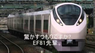 迷列車で行こう 関東甲信越編1 常磐線の「特別停車」もどき thumbnail