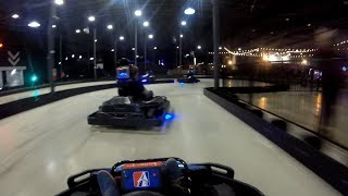 Tyler and Mo's Go-Kart Showdown at The City Forum via GoPro