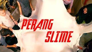 Perang Slime Terbesar Di Indonesia! Boys Vs Girls Genhalilintar!