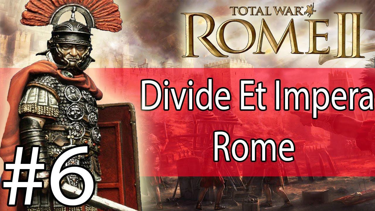 rome 2 total war divide et impera download