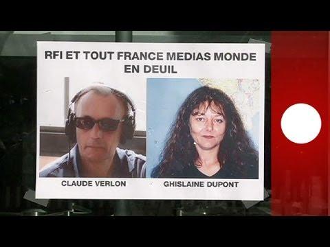 París investiga la muerte de dos periodistas franceses en el norte de Mali