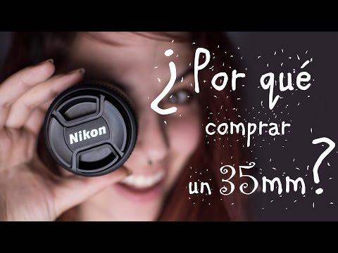 ¿Por qué comprar un 35mm? - REVIEW NIKON