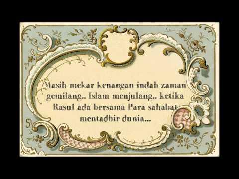 Zulfan-Persada Perjuangan (lirik)