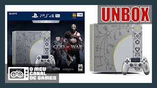 UNBOX: GOD OF WAR LIMITED EDITION [PS4Pro]