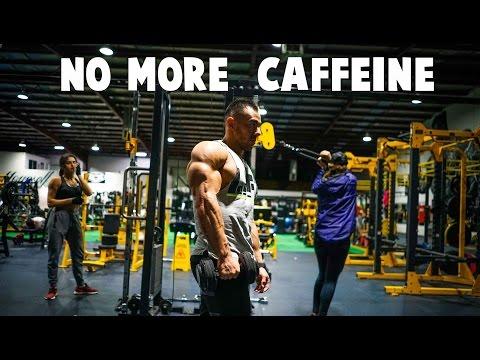NO MORE CAFFEINE | Building Delicious Delts! | Food Coma
