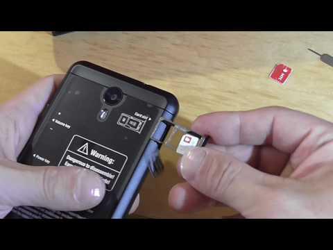 Распаковка Ulefone Power 2 от Desoon