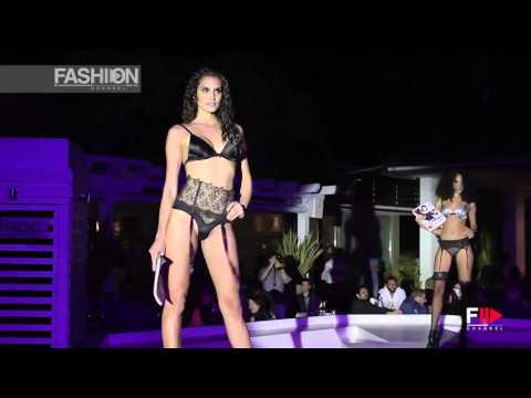 OLGA KENT Lingerie Collection Spring 2015 by Fashion Channel