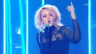 "Grace Davies sings Original song ""Wolves"" -Simon Loves the Song X Factor UK 2017 Semi Finals Sunday"