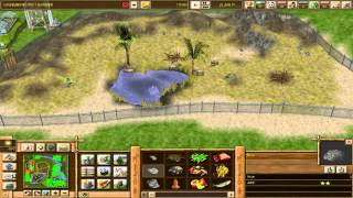 Let's Play Wildlife Park 2: [Tutorial] How to build a realistic enclosure