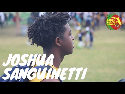 Josh Sanguinetti Sophomore Highlights Mix | NSU University School | CLASS OF 2019 (ATH)