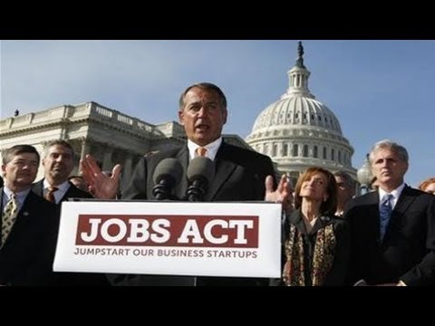 Jobs Act 2012 a Recipe for Fraud