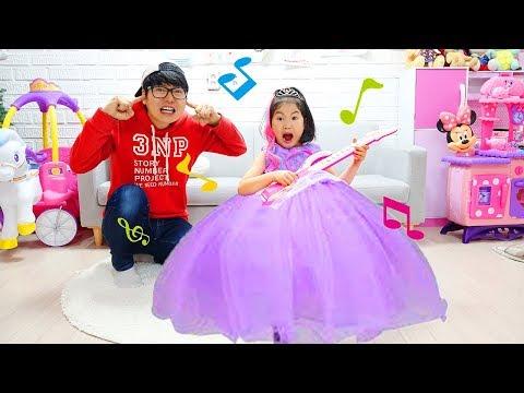 Boram and Konan Dress Up & New Kids Toys