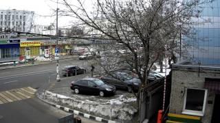 Запись с уличной IP камеры Zodiak 440 K5 (1920x1080 Пикс, 2МП, улица)