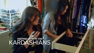 Missing in Action | Keeping Up With the Kardashians | E!