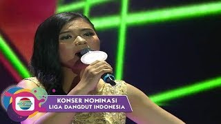 Penampilan Syntia Duta Provinsi Kalimantan Tengah menyanyikan lagu ...