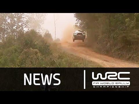 WRC - Coates Hire Rally Australia 2015: Shakedown