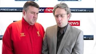 Steven Gerrard and Sir Alex Ferguson Showdown (Farley and Reid)