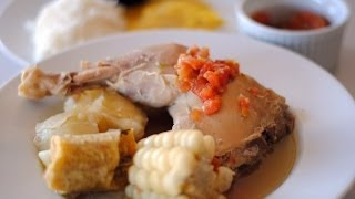 Receta Para Hacer Sancocho De Gallina - Cómo Hacer Un Sancocho De Gallina - Sweet Y Salado