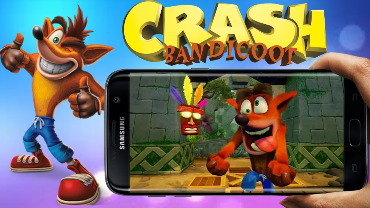 crash bandicoot on android download play by android master