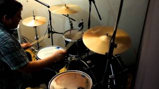 You Hold Me Now - Hillsong Live - Drum Cover