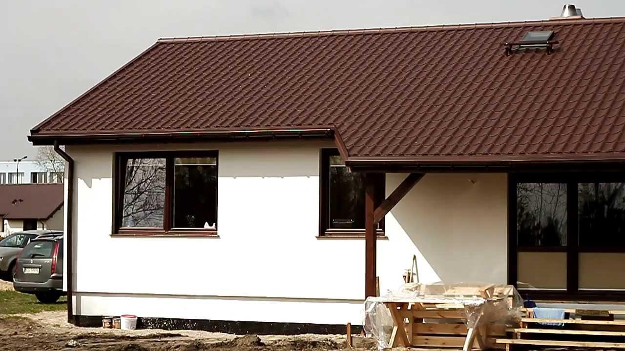 Domy o konstrukcji drewnianej - projekt Z7