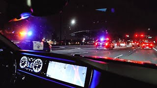 POLICE WAGE WAR ON UNDERGROUND LOS ANGELES CAR MEETS! thumbnail